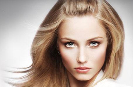 Техника брондирования волос: